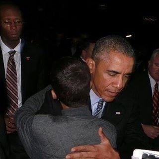 Ahmed Mohamed e Obama