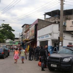 Policiais militares entram nas comunidades da Maré apenas em operações esporádicas