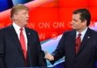 E se estivermos no fim de várias eras? Como ficará a eleição americana? - Robyn Beck/AFP