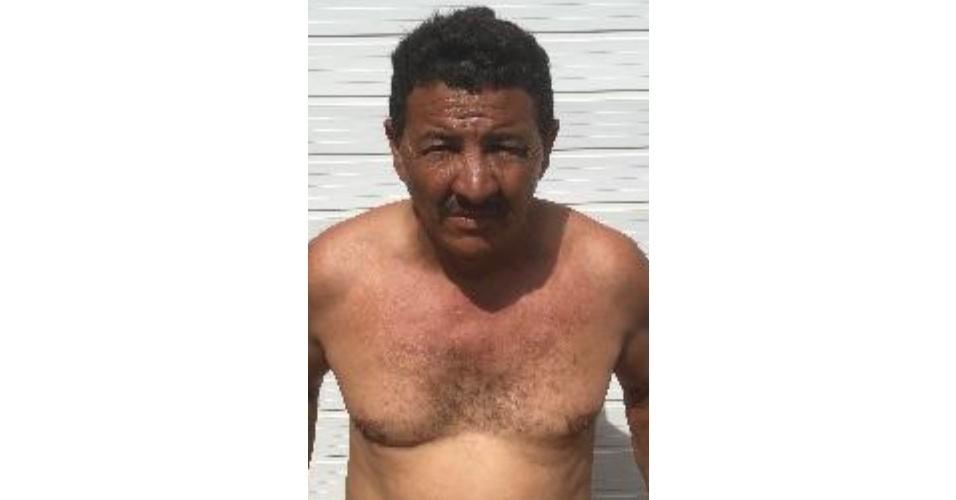 Jairo dos Santos Morais; crime: estupro