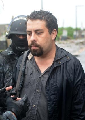 Guilherme Boulos, coordenador nacional do MTST, é detido durante ação de reintegração de posse na zona leste de SP
