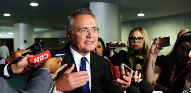 Renan Calheiros, líder do PMDB no Senado, também é citado nas delações do grupo JBS