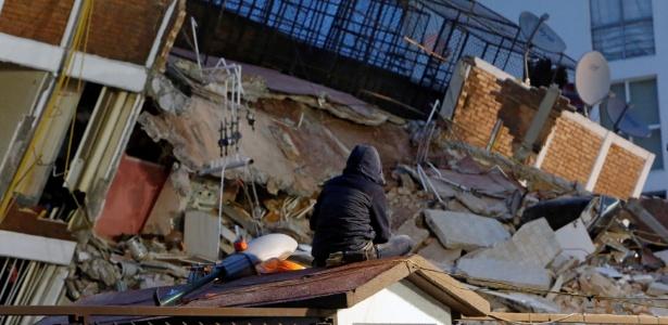As consequências de um terremoto podem ser devastadoras