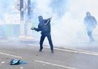 1º de maio pelo mundo em 2018 - Alain JOCARD / AFP PHOTO