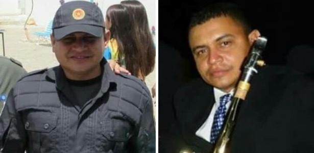 Cabo Ildônio José da Silva ia para a faculdade no momento em que foi abordado por criminosos - Polícia Civil/RN