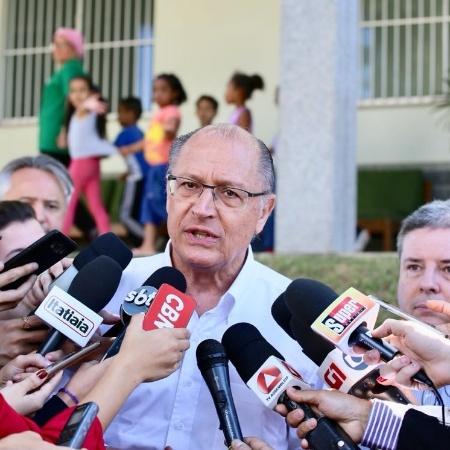 O candidato do PSDB à Presidência, Geraldo Alckmin - Ciete Silvério/Divulgação