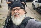 Operação prende policial consultor de Witzel homenageado por F. Bolsonaro - Reprodução/Redes Sociais