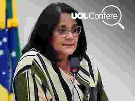 Arte UOL sobre fotografia de Pablo Valadares/Câmara dos Deputados
