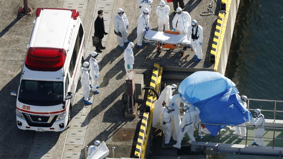 O surto do vírus também poderia afetar o comércio e os investimentos - Kyodo/Reuters