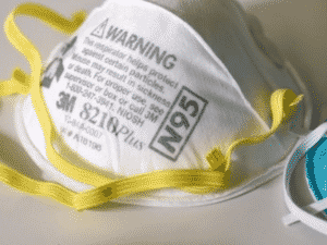 A 3M recebeu uma ordem para parar de exportar máscaras N95 fabricadas nos EUA - Reuters - Reuters