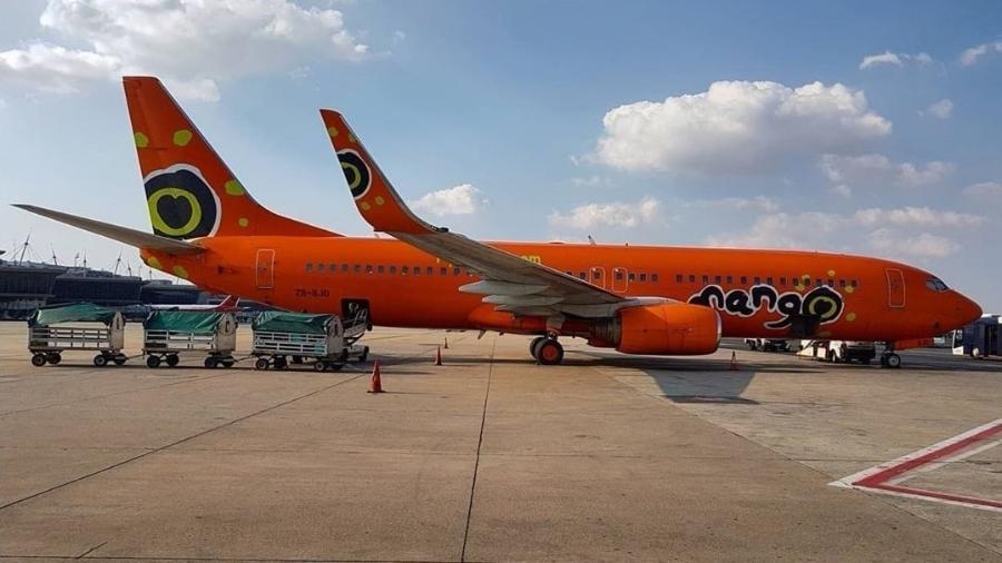 Mango Airlines - Divulgação