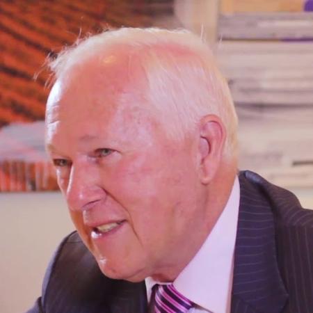 Mário Luft, fundador do grupo Luft - Reprodução