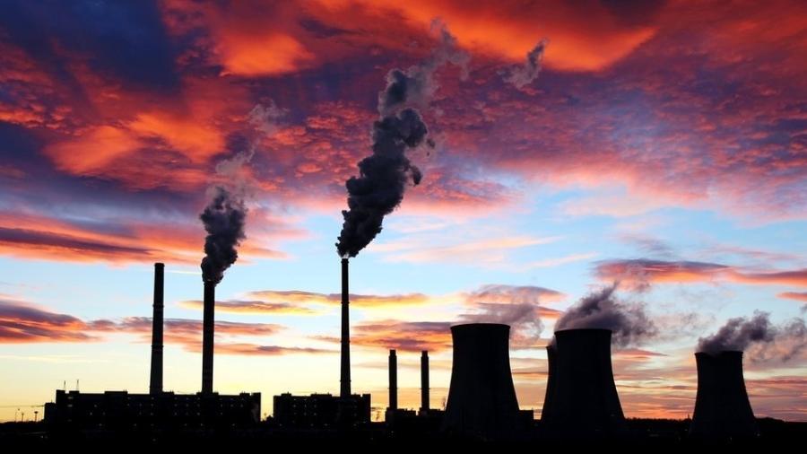 Usina de carvão; relatório projeta que Brasil, Estados Unidos, Canadá, Coréia do Sul e Austrália não devem alcançar metas ambientais, caso não adotem medidas ambientais extras - Getty Images