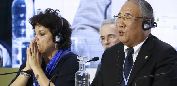 Brasil terá responsabilidade de destravar Conferência do Clima - Jacky Naegelen/Reuters