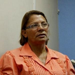A prefeita Maria Barroso (Ex-PMDB, hoje PROS), do município de Pauini, no Amazonas