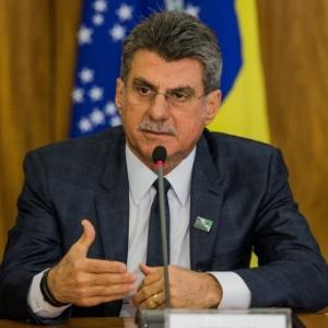 Romero Jucá, ministro do Planejamento