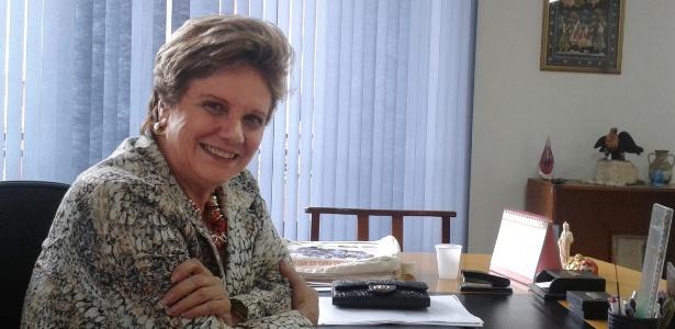 Rosmary Corrêa, que ficou conhecida como delegada Rose: figura histórica na defesa dos direitos da mulher