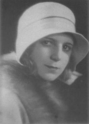 Luzia Rennó é considerada uma visionária - Cedoc