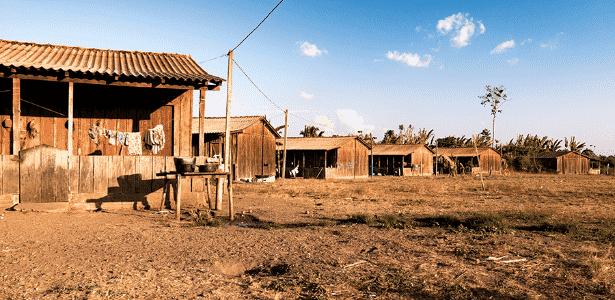 Cachoeira Seca foi considerada a terra indígena mais desmatada entre 2011 e 2015  - Iuri Barcelos/Agência Pública