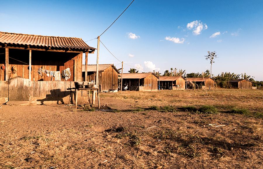 Aldeia Cachoeira Seca foi considerada a terra indígena mais desmatada do país entre 2011 e 2015