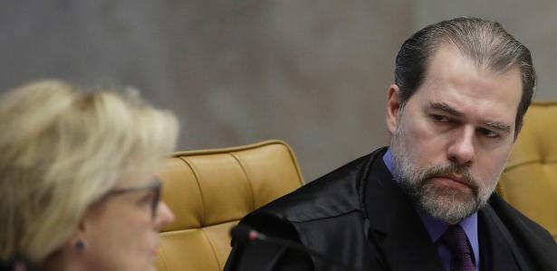 Julgamento começa no STF   Decisão sobre 2ª instância não é sobre caso 'particular', diz Dias Toffoli
