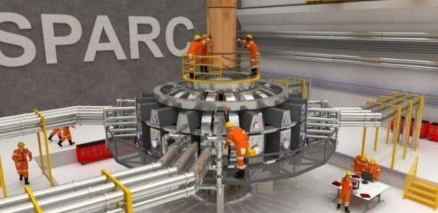 A Sparc planeja ser o primeiro experimento nuclear que produz mais energia do que consome