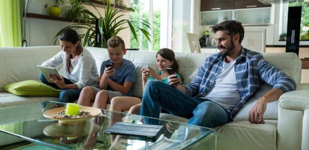 Sua família tem muita gente usando a internet? Fique de olho nos planos