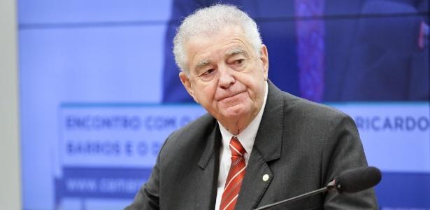O deputado Nelson Marquezelli (PTB-SP) - Cleia Viana/Câmara dos Deputados