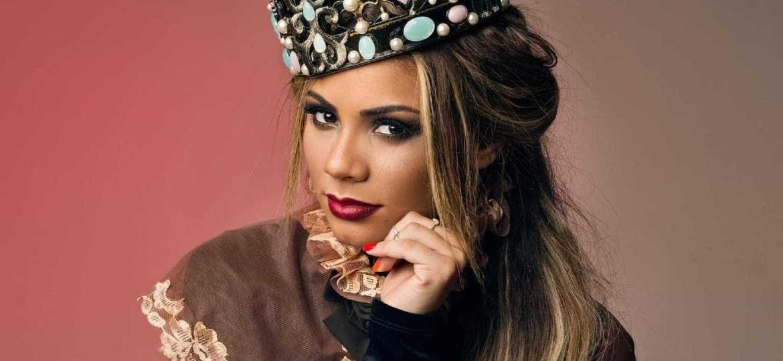 A cantora Lexa - Divulgação