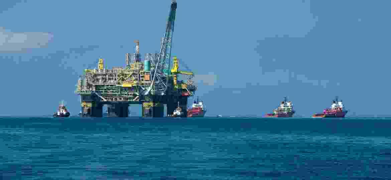 BTG e Petrobras se uniram para criara a Sete Brasil, focados na exploração do pré-sal - Felipe Dana/Agência Petrobras