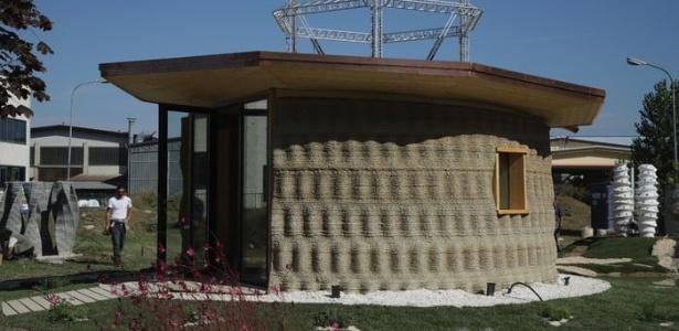 US$ 1 mil | Veja a casa impressa em 3D que custa menos que um iPhone