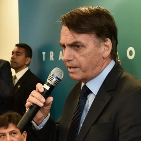 12.dez.2018 - O presidente eleito, Jair Bolsonaro (PSL) - Rafael Carvalho/Divulgação