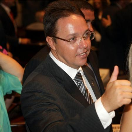 19.mar.2019 - O ex-vereador Cristiano Girão Matias - Marcos de Paula/AE