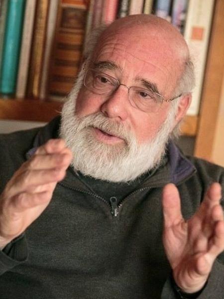 O antropólogo americano-israelense Jeff Halper - Reprodução