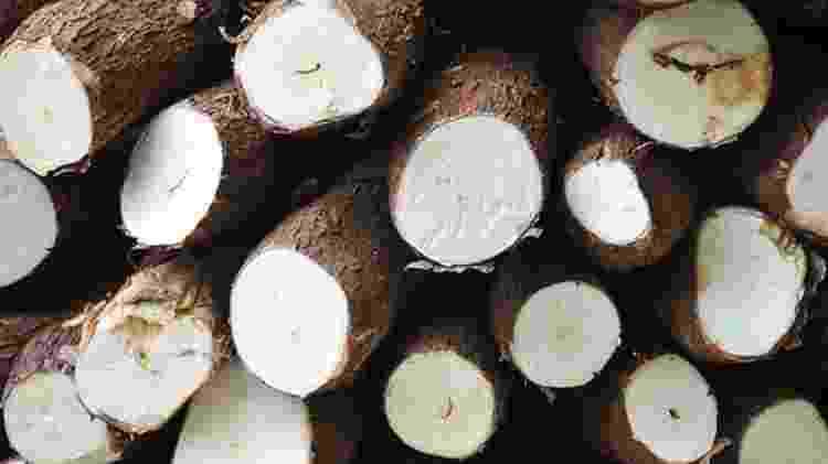 Mandioca pode ser altamente tóxica se preparada incorretamente - Getty Images