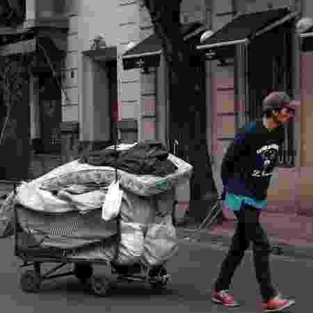 Pobreza avançou e atinge 35% da população do país - Spencer Platt/Getty Images
