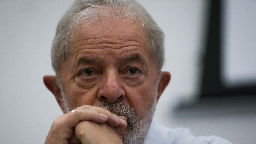 17.jan.2020 - Reunião do diretório nacional do PT, com a presença de Lula e Dilma - Zanone Fraissat/Folhapress