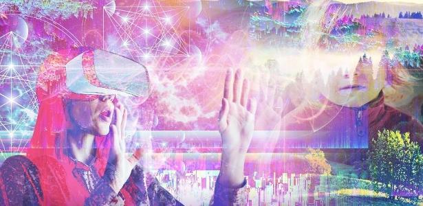 Isso é tão 'Black Mirror'   Realidade virtual pode atrapalhar processo de lidar com a morte