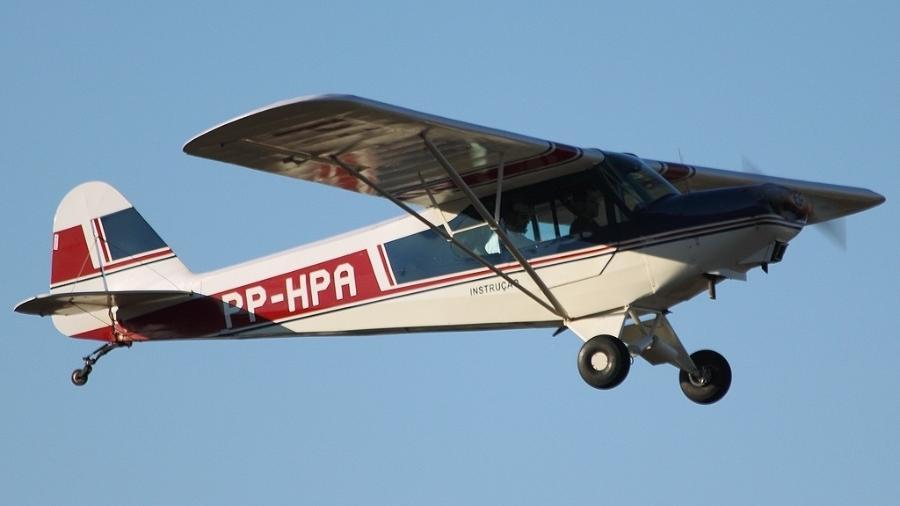 Usado para instrução, Paulistinha formou gerações de pilotos no Brasil - Wikimedia