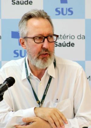 Cláudio Maierovitch, do Ministério da Saúde