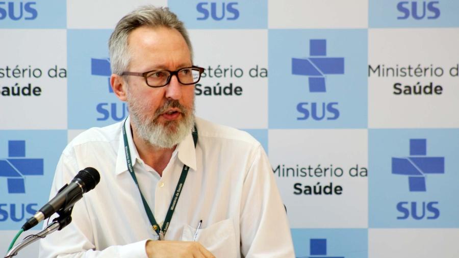 Ex-presidente da Anvisa e médico sanitarista Claudio Maierovitch - Charles Sholl/Futurapress/Estadão Conteúdo