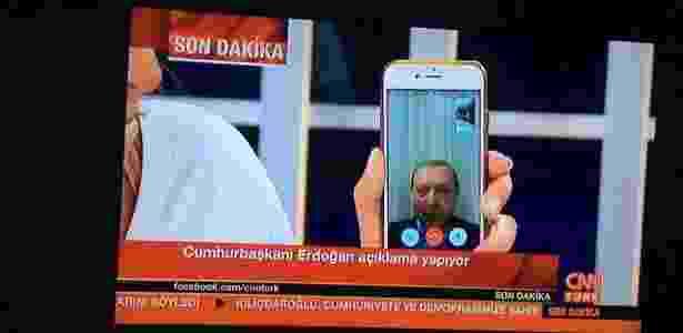 presidente turco tentativa de golpe - Twitter/@laurapitel - Twitter/@laurapitel