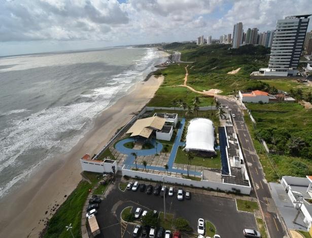 Casa de veraneio do governo do Maranhão, em São Luís, agora será um centro de referência para crianças com microcefalia e problemas neurológicos