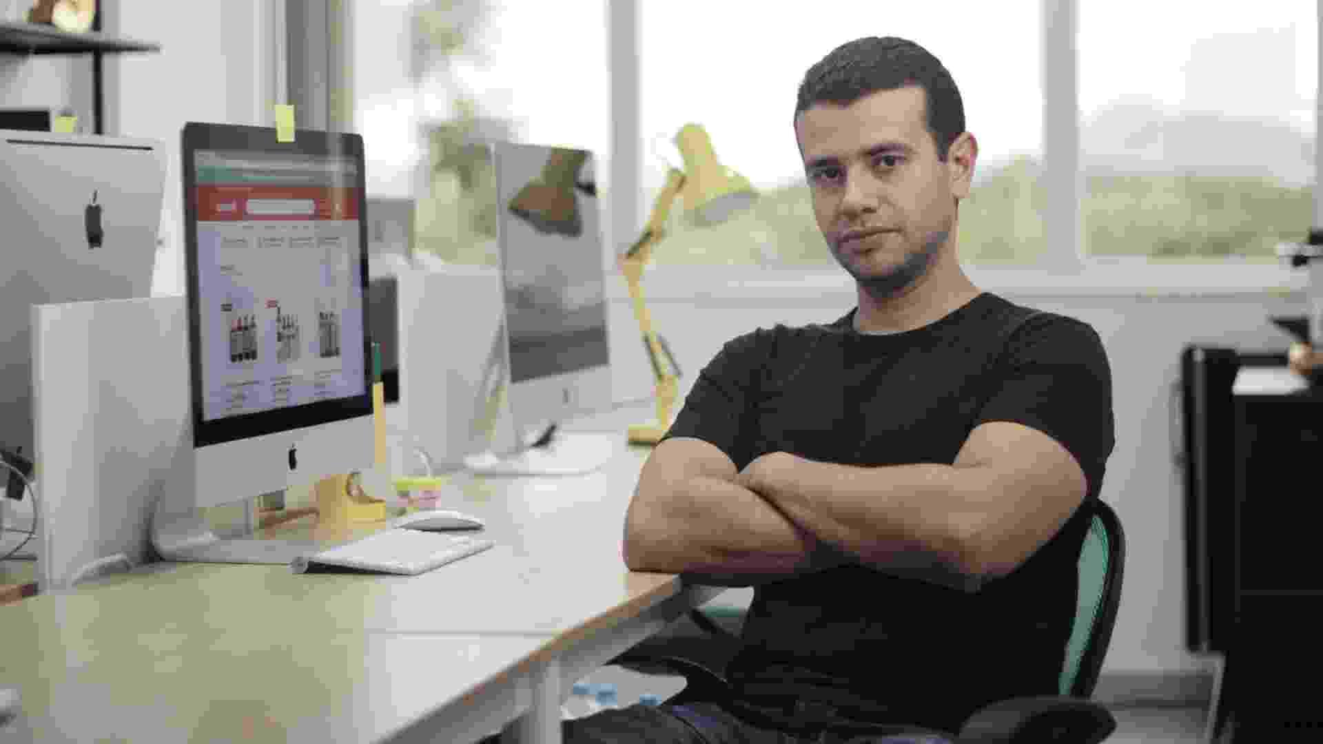 Bruno de Oliveira é dono do site Cartucho Etc - Divulgação