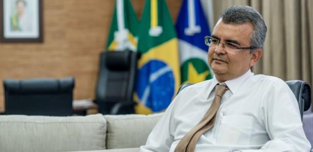 Paulo Taques, ex-secretário da Casa Civil do Mato Grosso