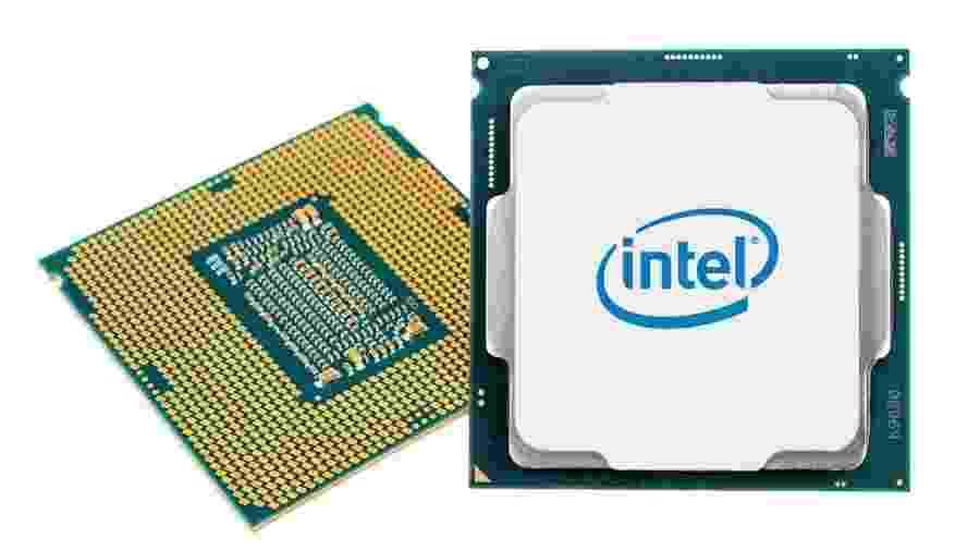 Processador de oitava geração da Intel, a Coffee Lake - Divulgação