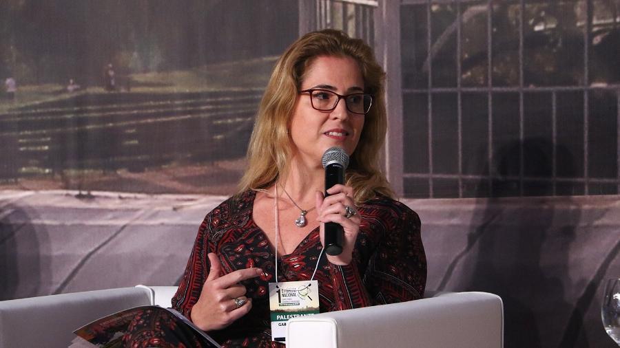 13.mar.2019 - juíza federal Gabriela Hardt  - Enéas GomezDivulgação