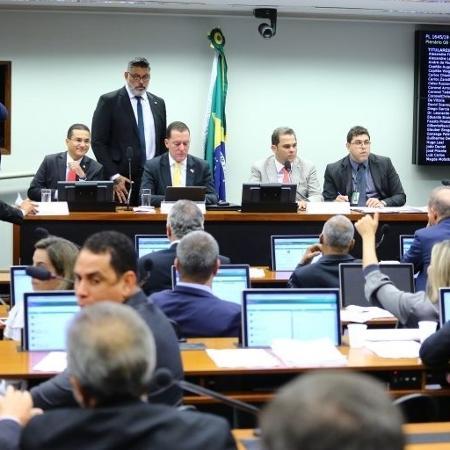 Comissão especial sobre aposentadorias de militares, PMs e bombeiros - Câmara dos Deputados/Reprodução