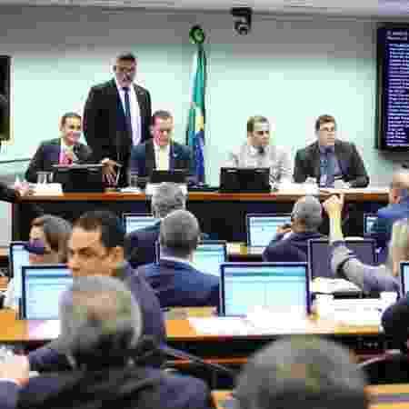 Comissão especial aprova reforma das aposentadorias de militares, PMs e bombeiros - Câmara dos Deputados/Reprodução