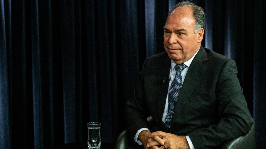 Entrevista Fernando Bezerra Coelho Estúdio UOL/Folha - Kleyton Amorim/UOL